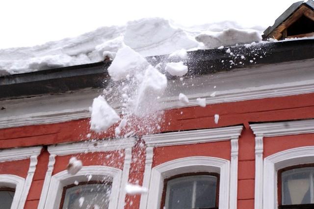 Инструкция по охране труда по очистке крыш от снега и сосулек